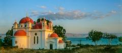 כנסיה יוונית בכנרת