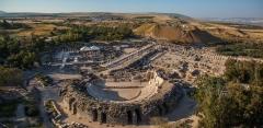 אתר ארכיאולוגי בבית שאן
