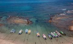 סירות צבעוניות