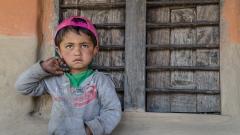 ילד נפאלי