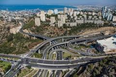 חיפה ומנהרות הכרמל
