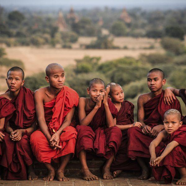 לקראת בורמה